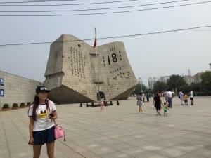 満州事変記念館@瀋陽