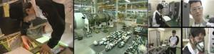 構造整備・エンジン整備・装備品整備
