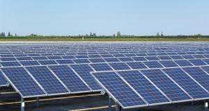 大規模な太陽光発電