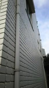家の壁:垂直
