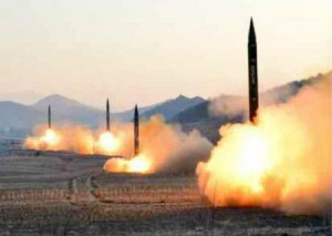 中距離弾道ミサイル_同時発射実験