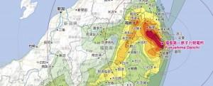 福島原子力事故・被害地域