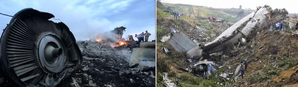 マレーシア航空・B777の撃墜