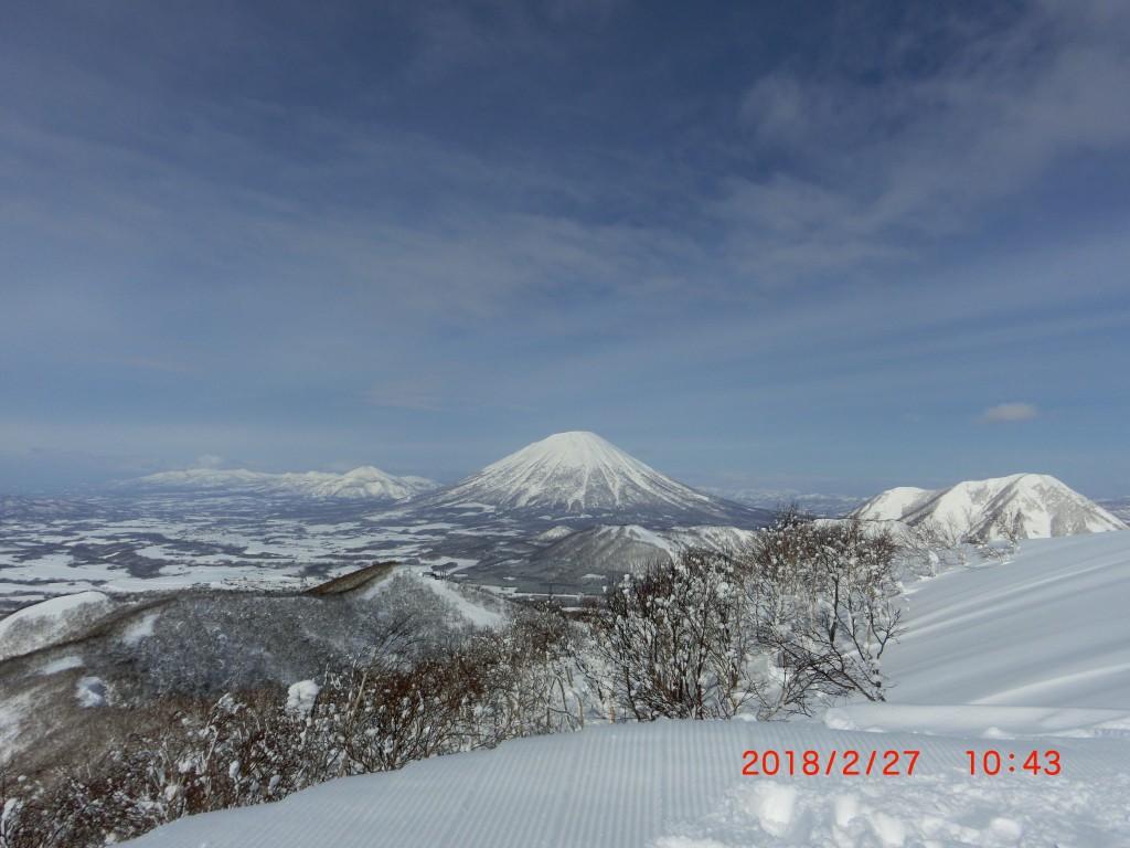ルスツ・スキー場