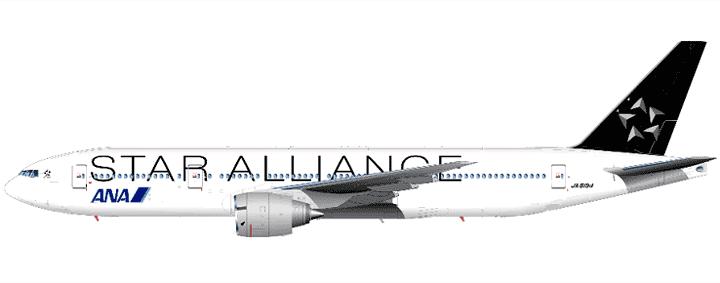 ANA StarAliance Logo