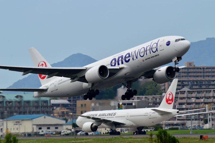 JAL OneWorld Logo