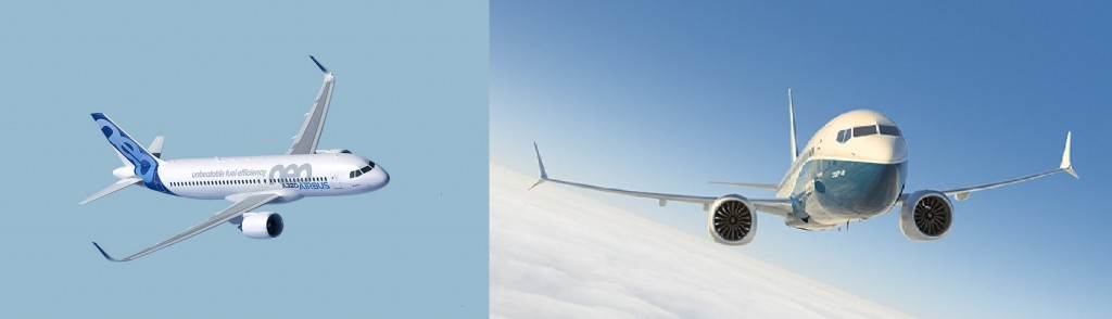 A320neo vs B737MAX
