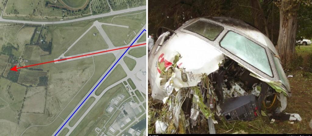 コムエアー・CRJ100の事故